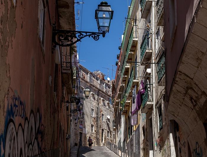 Bairro Alto: Travessa Fiéis de Deus Lissabon