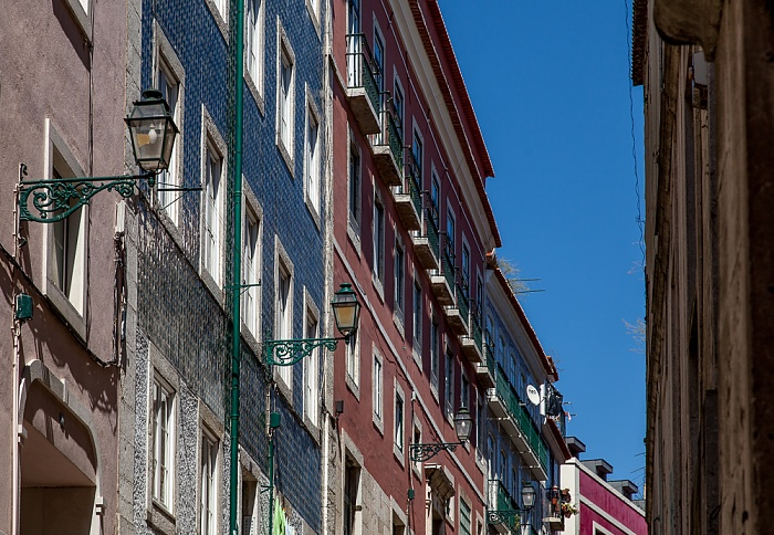 Bairro Alto: Travessa Mercês Lissabon
