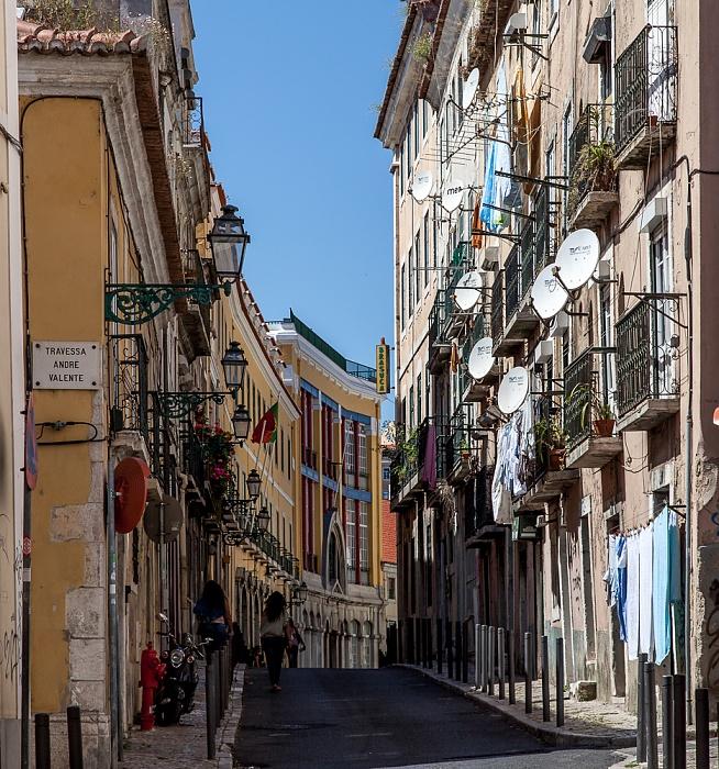 Bairro Alto: Rua do Século Lissabon