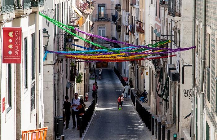 Bairro Alto Lissabon