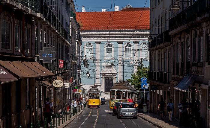 Bairro Alto: Rua do Loreto Lissabon