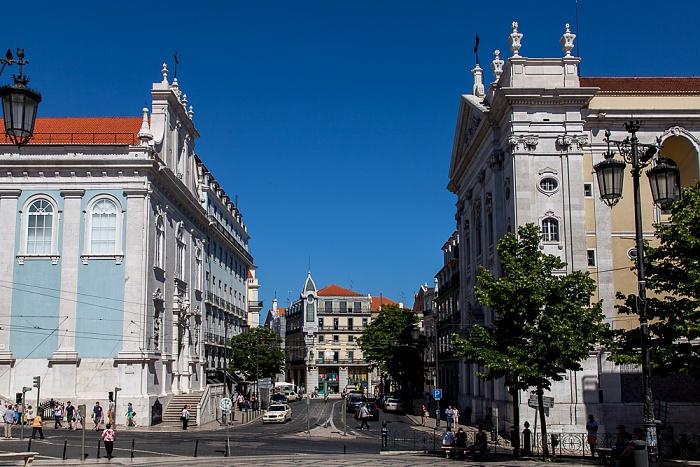 Bairro Alto: Praça Luís de Camões / Largo do Chiado Lissabon