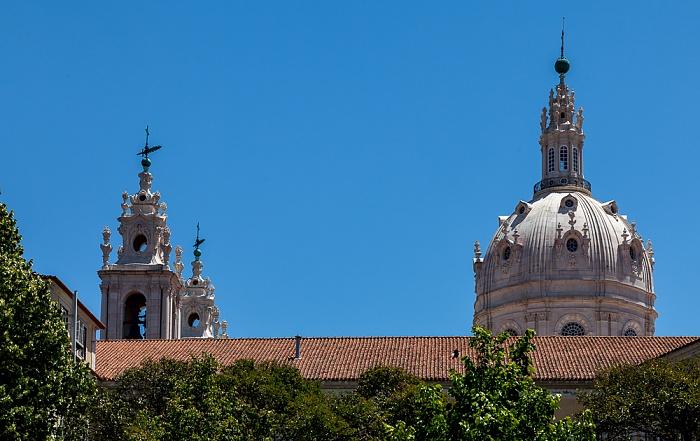 Estrela: Basílica da Estrela Lissabon 2013