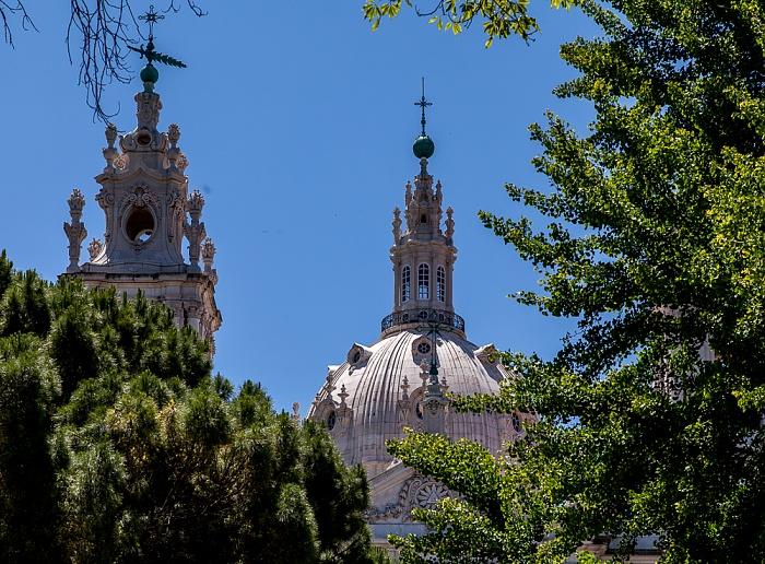 Estrela: Basílica da Estrela Lissabon