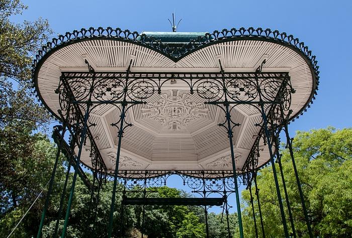 Estrela: Jardim da Estrela - Salettl Lissabon