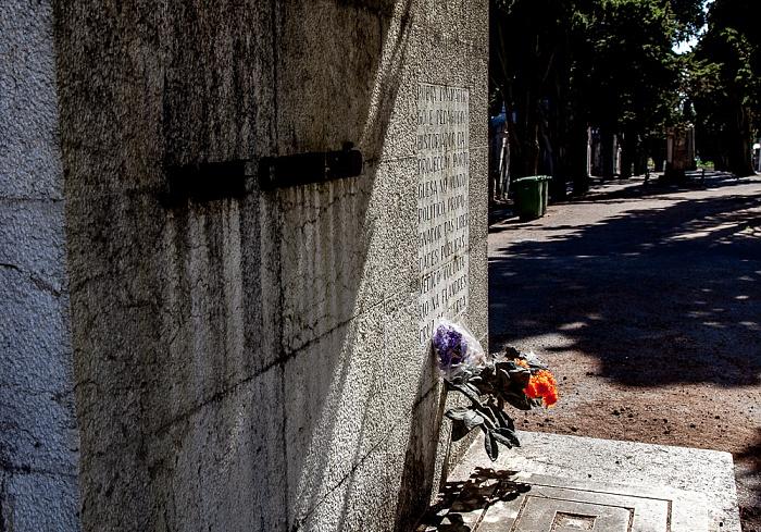 Estrela: Cemitério dos Prazeres Lissabon