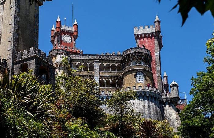 Sintra Parque da Pena: Palácio Nacional da Pena