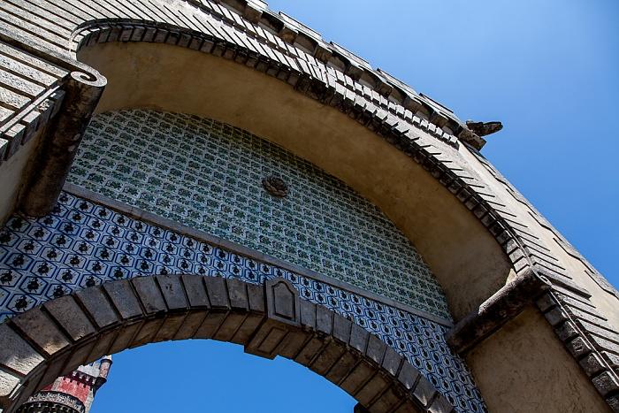 Sintra Palácio Nacional da Pena: Eingangstor