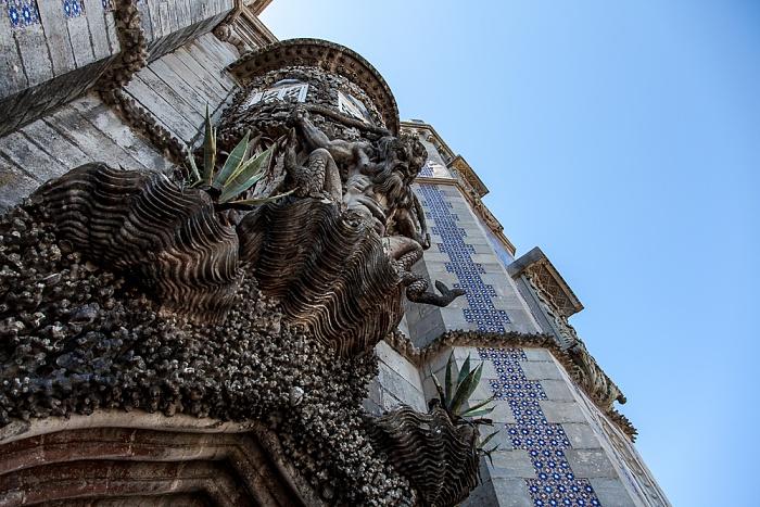 Sintra Palácio Nacional da Pena: Tritontor