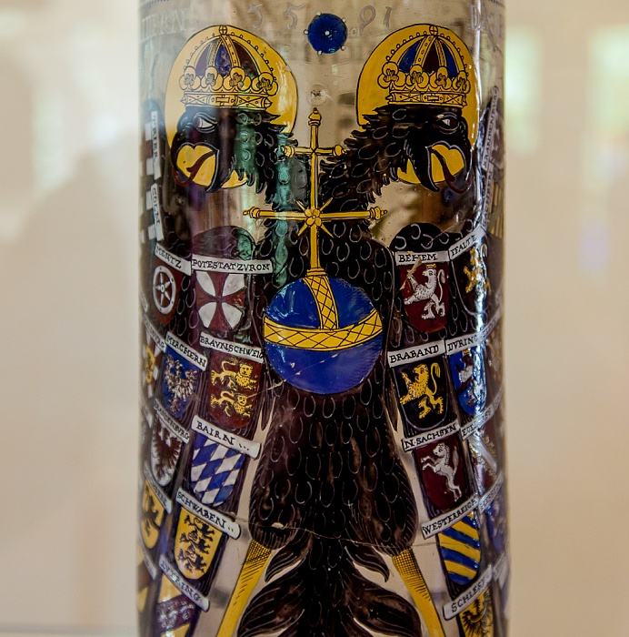 Sintra Palácio Nacional da Pena: Reichsadlerhumpen