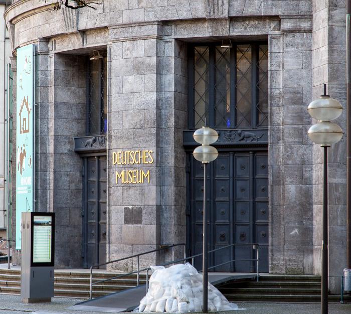 München Museumsinsel: Deutsches Museum