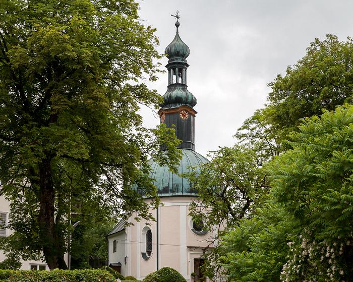 Mariabrunn Wallfahrtskirche Mariä Verkündigung