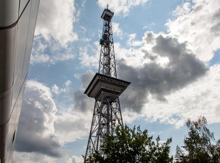 Westend: Funkturm Berlin