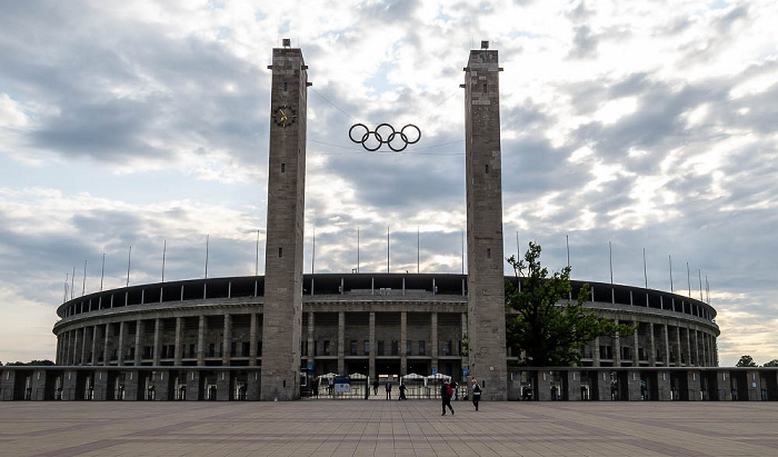Olympiastadion Berlin 2013