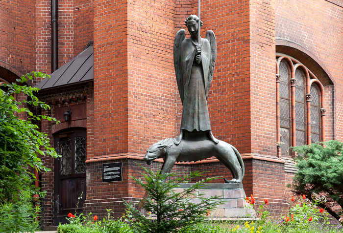 Berlin Prenzlauer Berg: Gethsemanekirche
