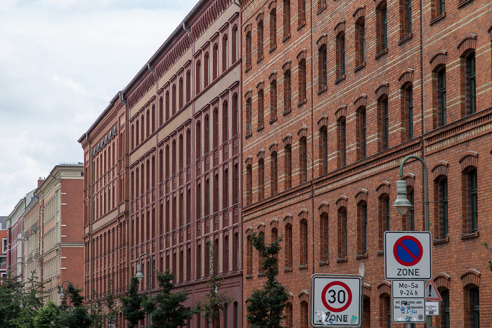 Prenzlauer Berg: Buchholzer Straße Berlin