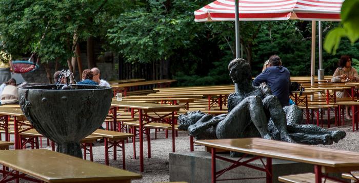 Berlin Prenzlauer Berg: Prater (Biergarten)