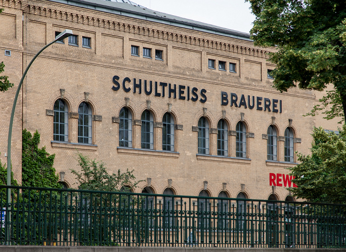 Prenzlauer Berg: Schönhauser Allee - Kulturbrauerei Berlin