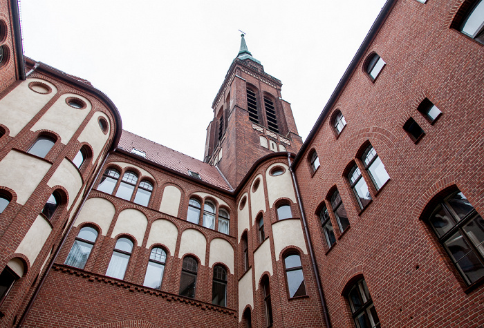 Berlin Prenzlauer Berg: Segenskirche