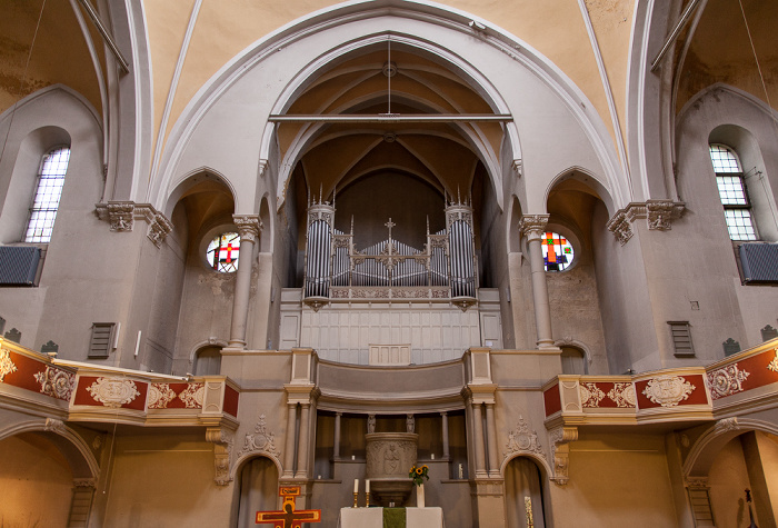 Prenzlauer Berg: Segenskirche Berlin