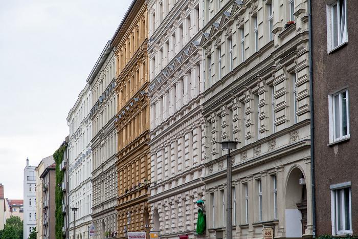 Berlin Prenzlauer Berg: Diedenhofer Straße