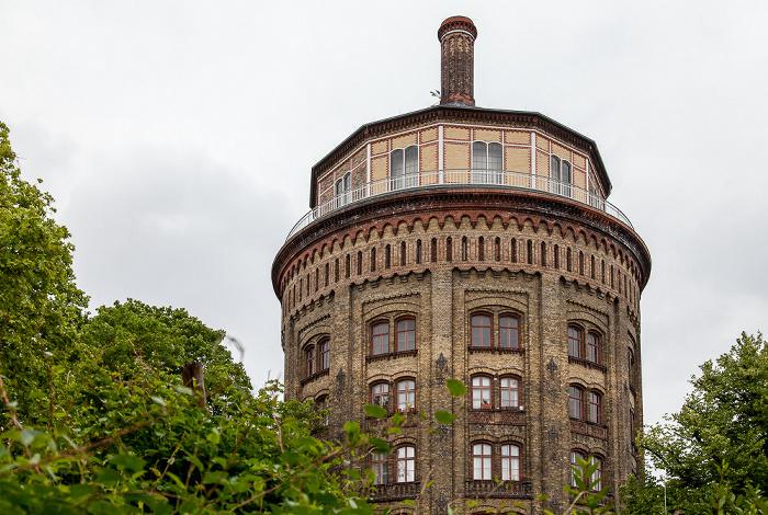 Berlin Prenzlauer Berg: Wasserturm Prenzlauer Berg