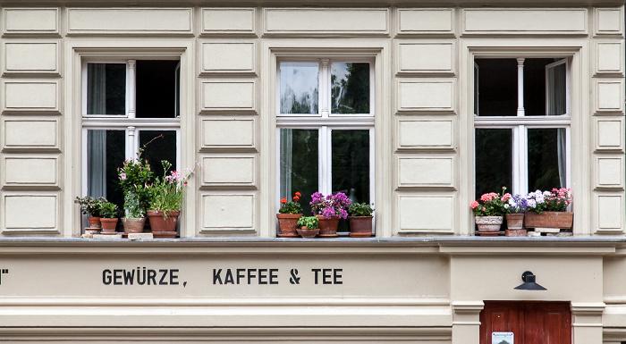 Prenzlauer Berg: Diedenhofer Straße Berlin