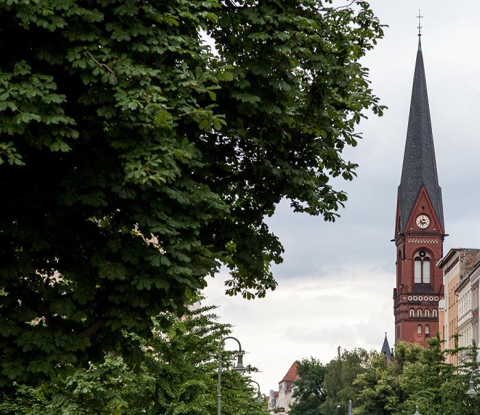 Berlin Prenzlauer Berg: Immanuelkirche