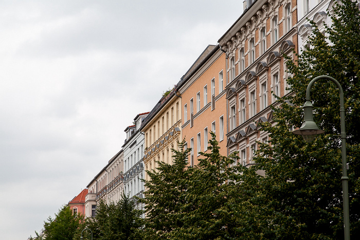 Prenzlauer Berg: Rykestraße Berlin