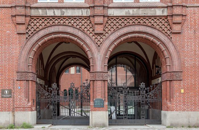 Prenzlauer Berg: Synagoge Rykestraße Berlin