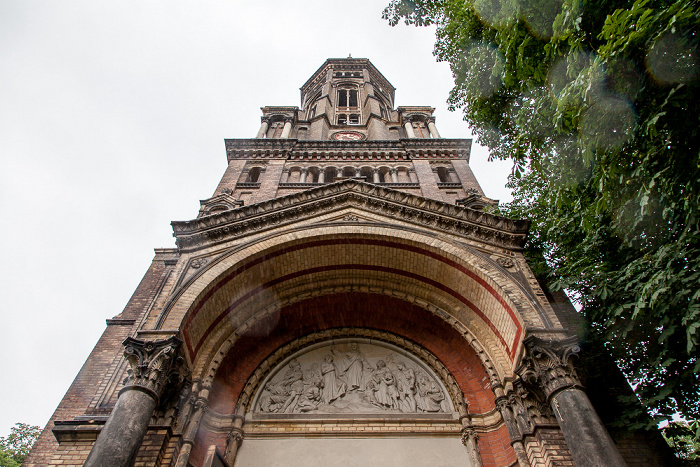 Prenzlauer Berg: Zionskirche Berlin