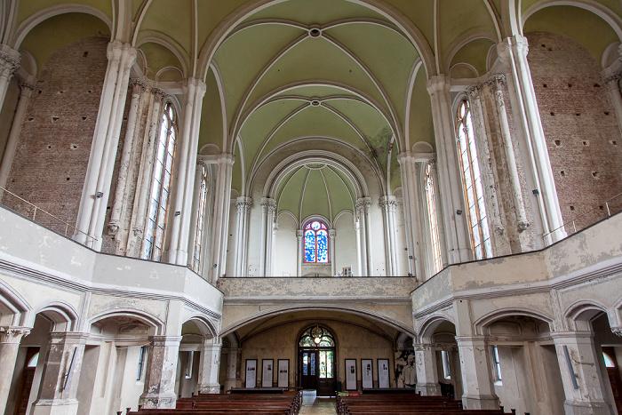 Berlin Prenzlauer Berg: Zionskirche