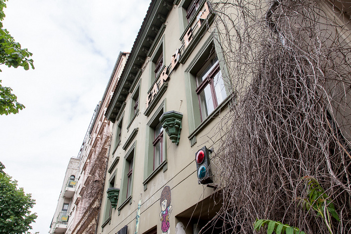 Prenzlauer Berg: Kastanienallee Berlin