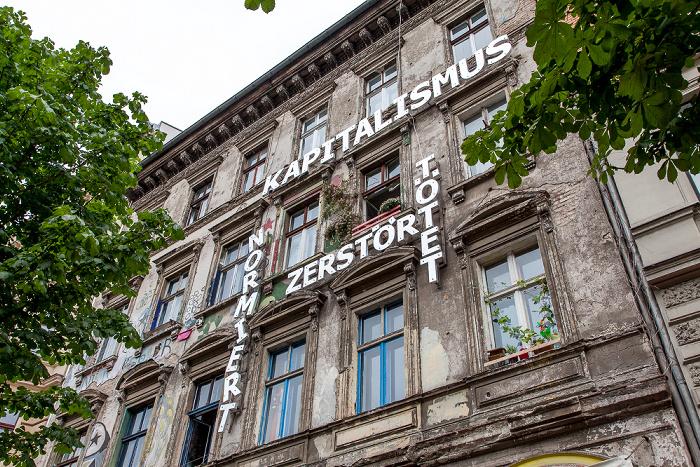 Berlin Prenzlauer Berg: Kastanienallee