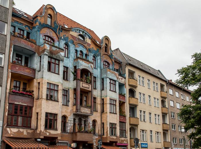 Kreuzberg: Falckensteinstraße Berlin