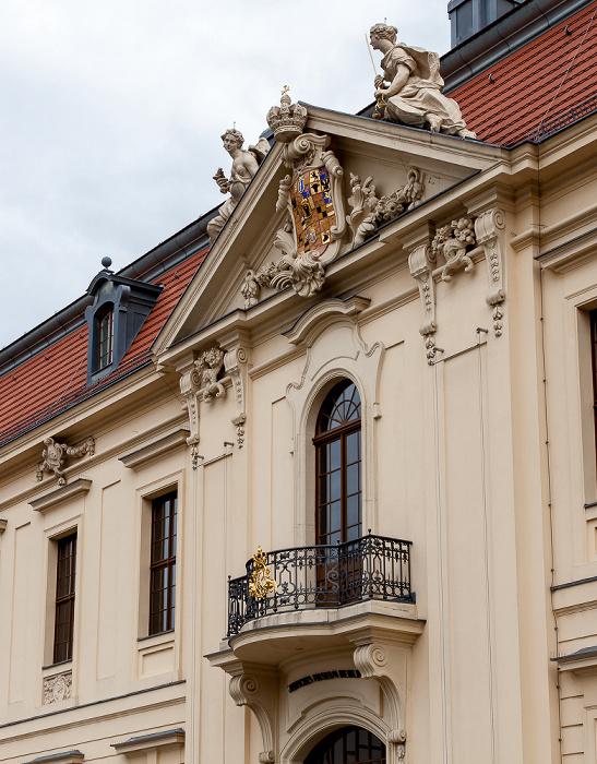 Kreuzberg: Jüdisches Museum Berlin - Kollegienhaus Berlin