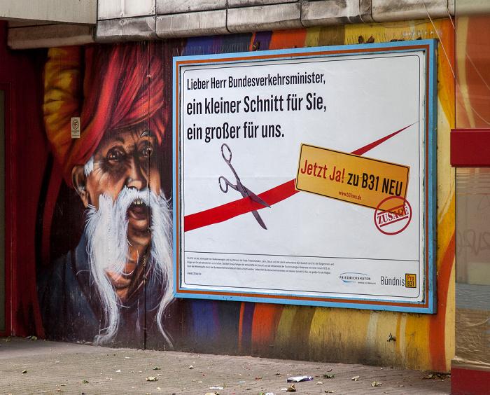 Kreuzberg: Friedrichstraße Berlin