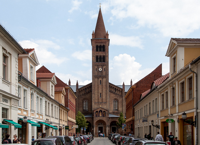 Potsdam Brandenburger Straße, Peter-und-Paul-Kirche