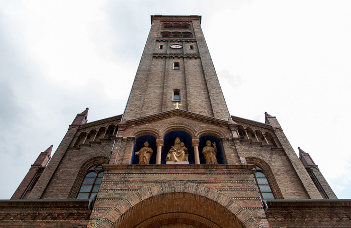 Potsdam Peter-und-Paul-Kirche
