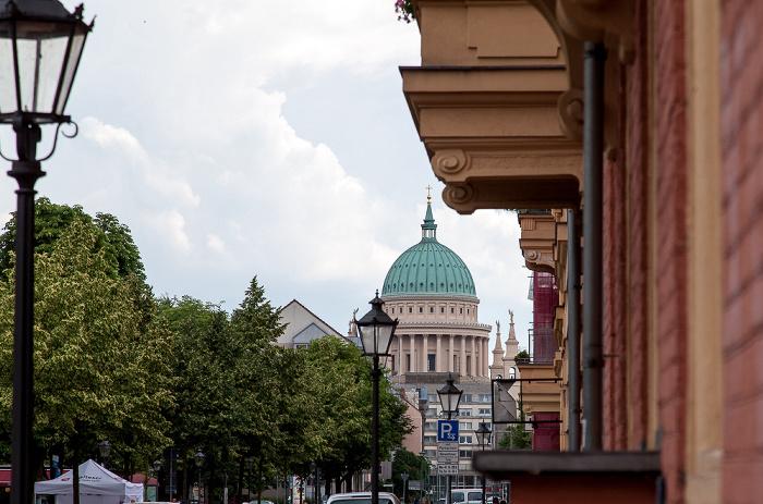 Potsdam Bassinplatz, Nikolaikirche (St. Nikolai)