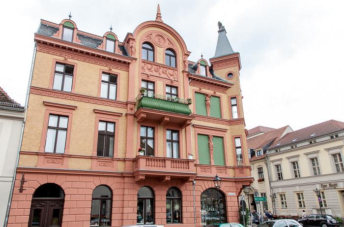 Potsdam Gutenbergstraße / Jägerstraße