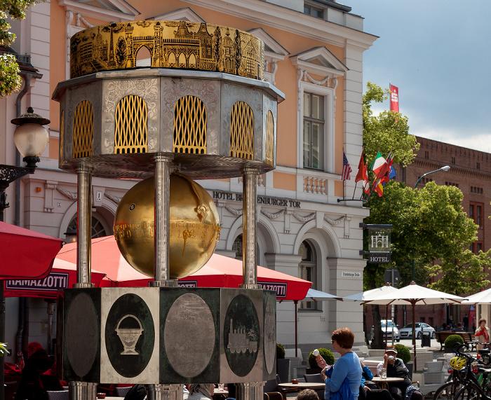 Potsdam Luisenplatz Hotel Brandenburger Tor