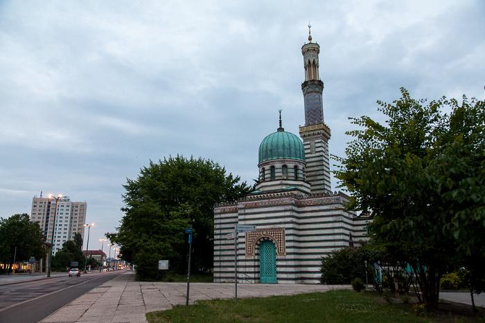 Potsdam Breite Straße, Dampfmaschinenhaus für Sanssouci (Pumpenhaus, Moschee)