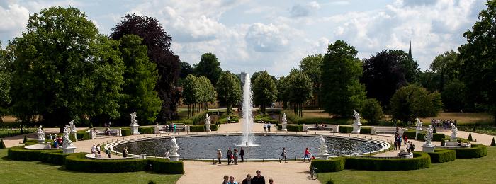 Potsdam Park Sanssouci: Große Fontäne
