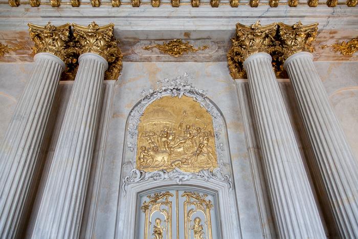 Potsdam Schloss Sanssouci: Vestibül Schloß Sanssouci