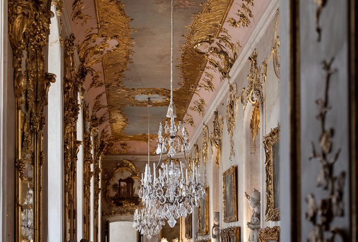 Potsdam Schloss Sanssouci: Galerie Schloß Sanssouci