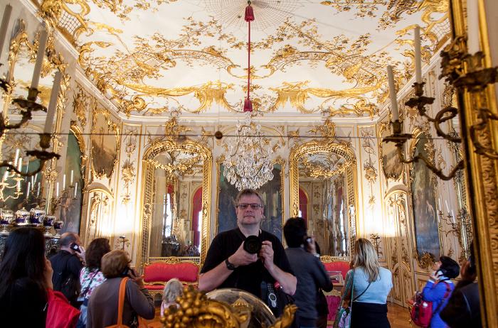 Potsdam Schloss Sanssouci: Konzertzimmer - Jürgen Schloß Sanssouci