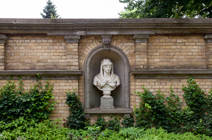 Potsdam Park Sanssouci: Marlygarten