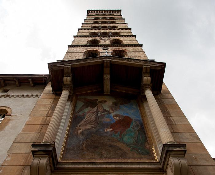 Potsdam Park Sanssouci: Friedenskirche - Campanile