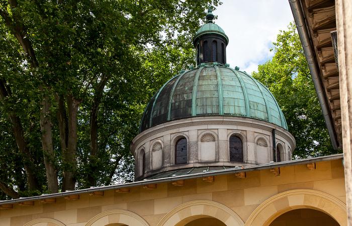 Potsdam Park Sanssouci: Friedenskirche - Mausoleum